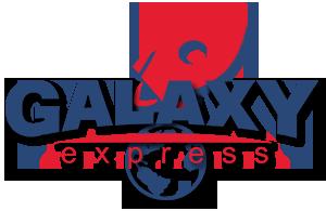 Логотип GALAXY express